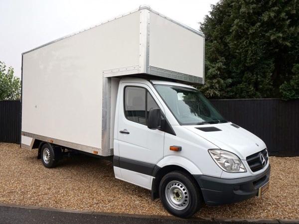 Man & Van Box Van